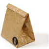 Brown Paper Bag - Insulated Lunch Bag: Image 2