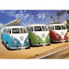 VW Californian Camper Campers Beach - Giant Poster - 100 x 140cm: Image 1