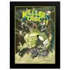 DC Comics Killer Croc Sewers - 16 x 12 Framed Photgraphic: Image 1