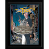 DC Comics Two Face Coin - 16 x 12 Framed Photgraphic: Image 1