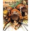 Attack on Titan Attack - Mini Poster - 40 x 50cm: Image 1