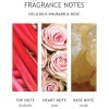 Molton Brown Delicious Rhubarb and Rose Bath and Shower Gel (300ml): Image 4