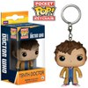 Doctor Who 10th Doctor Pocket Pop! Vinyl Figure Key Chain: Image 1