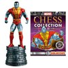Marvel X-Men Colossus White Rook Chess Piece with Collector Magazine: Image 1