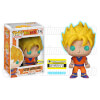 Dragon Ball Z Glow-in-the-Dark Super Saiyan Goku Pop! Vinyl: Image 1