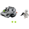 LEGO Star Wars: First Order Snowspeeder (75126): Image 2