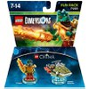 LEGO Dimensions, Chima, Cragger Fun Pack: Image 1