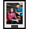 Supernatural Sam and Dean - 16 x 12 Inches Framed Photographic: Image 1