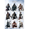 Assassins Creed Compilation - 24 x 36 Inches Maxi Poster: Image 1