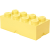 LEGO Storage Brick 8 - Cool Yellow: Image 1