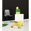 LEGO Storage Brick 4 - Light Green: Image 3