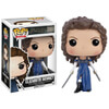 Pride and Prejudice and Zombies Elizabeth Bennet Pop! Vinyl Figure: Image 1