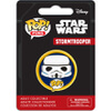 Star Wars Stormtrooper Pop! Pin: Image 1