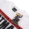 DC Comics Men's Batman v Superman Gotham Guardian T-Shirt - White: Image 4