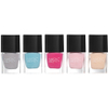 nails inc. Coconut Bright Spring Summer Gel Effect Nail Varnish Collection: Image 1