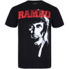 Rambo 2 Men's T-Shirt - Black: Image 1