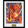 DC Comics Justice League The Flash - 16 x 12 Inches Framed Photographic: Image 1