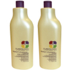 Pureology Perfect 4 Platinum Shampoo og Conditioner (1 000 ml): Image 1