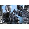 Hot Toys Marvel Iron Man 3 Iron Man Mark XV Sneaky 12 Inch Statue: Image 5