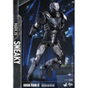 Hot Toys Marvel Iron Man 3 Iron Man Mark XV Sneaky 12 Inch Statue: Image 6