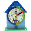 LEGO Time Teacher Blue Mini Figure Link Watch And Buildable clock: Image 3