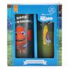 Disney Finding Nemo Just Keep Swimming Set of 2 Glasses: Image 2