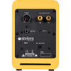 Steljes Audio NS1  Bluetooth Duo Speakers  - Solar Yellow: Image 4
