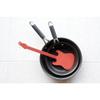 Guitar Pan Flipper - Red: Image 2