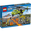 LEGO City: Volcano Supply Helicopter (60123): Image 1