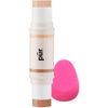 PUR Cameo Stick Dual Ended Contour Stick with Contour Blending Sponge 8.6g - Light: Image 1