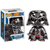 Star Wars Chrome Darth Vader Pop! Vinyl Figure: Image 1
