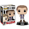 Star Wars: The Force Awakens General Leia Pop! Vinyl Figure: Image 1