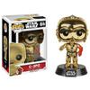 Star Wars: The Force Awakens C-3PO Gold Chrome Pop! Vinyl Figure: Image 1