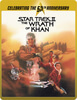 Star Trek 2 - The Wrath Of Khan Director's Cut (Limited Edition 50th Anniversary Steelbook): Image 1