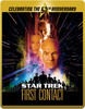 Star Trek 8 - First Contact (Limited Edition 50th Anniversary Steelbook): Image 1