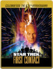 Star Trek 8 - First Contact (Limited Edition 50th Anniversary Steelbook) (UK EDITION): Image 1