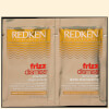 Redken Frizz Dismiss Shampoo and Conditioner Duo (5ml): Image 1