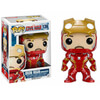 Marvel Civil War Iron Man Unmasked Pop! Vinyl Figure: Image 1