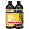Matrix Biolage Total Results Hello Blondie Shampoo and Conditioner 1L Duo: Image 1