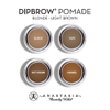 Anastasia Dipbrow Pomade - Blonde-Light Brown - Sample: Image 1