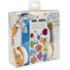 Mr. Men Children's On-Ear Headphones - Mr. Tickle: Image 5