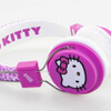 Hello Kitty Folding On-Ear Headphones - Fuzzy Bow: Image 2