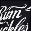 Rum Knuckles Signature Logo T-Shirt - Black: Image 3