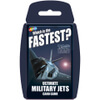 Classic Top Trumps - Ultimate Military Jets: Image 1