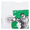 DC Comics Men's Green Lantern Punch T-Shirt - White: Image 3