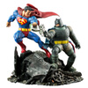 DC Collectibles The Dark Knight Returns: Superman v Batman Statue: Image 1