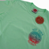 Hot Tuna Men's Colour Fish T-Shirt - Mint: Image 3