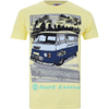 Hot Tuna Men's Camper T-Shirt - Pale Yellow: Image 1