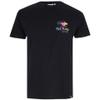 Hot Tuna Men's Rainbow T-Shirt - Black: Image 1