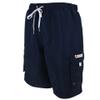 Hot Tuna Men's Regular Joe Shorts - Navy: Image 1
